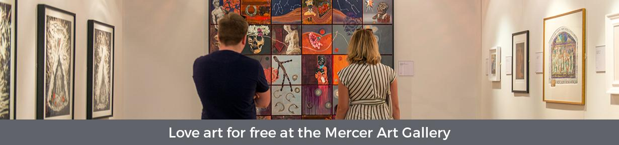 Mercer Art Gallery